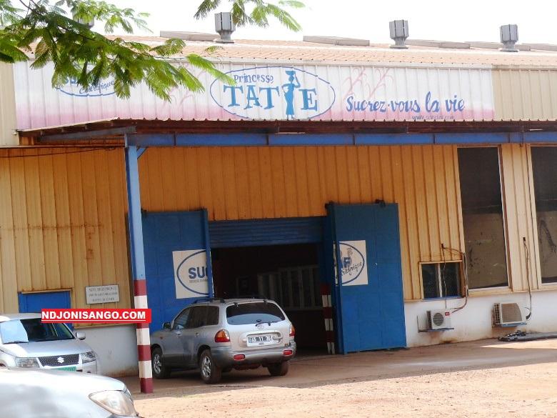 siège de la SUFAC Centrafrique à Bangui
