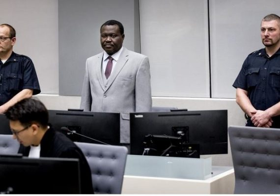 Edouard Patrice Ngaîssona à la CPI