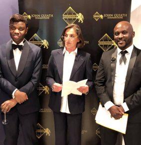 France: un jeune Franco-centrafricain lance sa marque «JOHN GUIATH» Diamantaire de Haute Joaillerie