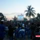 Projection film russe dans le 2ème arrondissement de Bangui