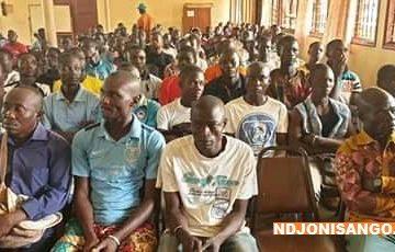Sensibilisation des ex-Antibalaka sur l'accord de Khartoum