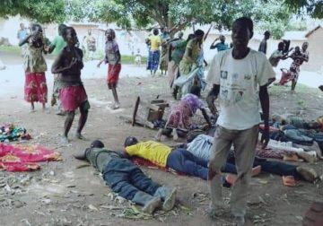Les civils tués de Paoua