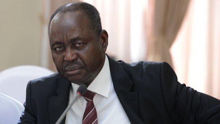 L'ancien chef de l'Etat centrafricain, François Bozizé