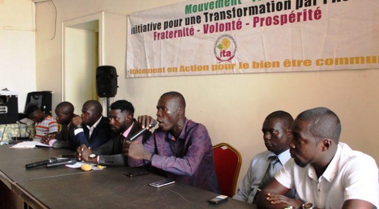 Les leaders du mouvement ITA en conférence débat
