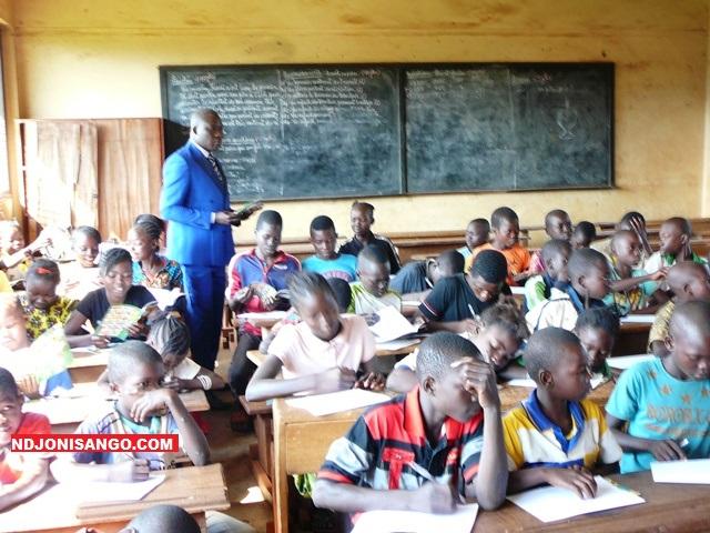 Centrafrique-élèves-Ndjoni-Sango