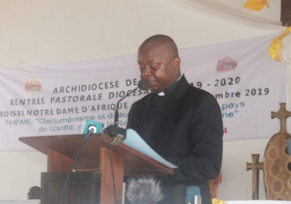 Eglise Catholique de Centrafrique
