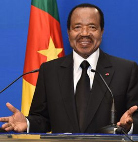 Cameroun: Paul Biya appelle au dialogue national pour un sursaut patriotique