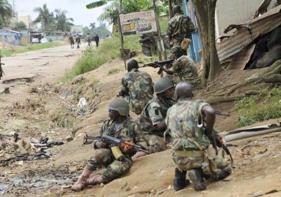 Les Forces Armées Centrafricaine