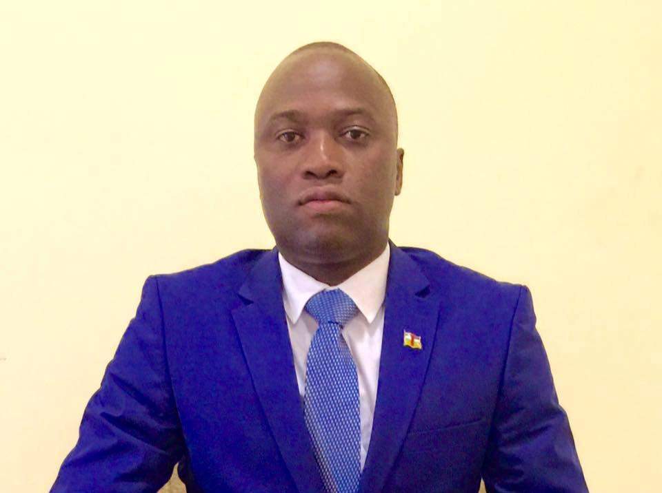 Désiré Dominique Erenon, ancien Directeur de Cabinet du premier ministre Firmin Ngrebada