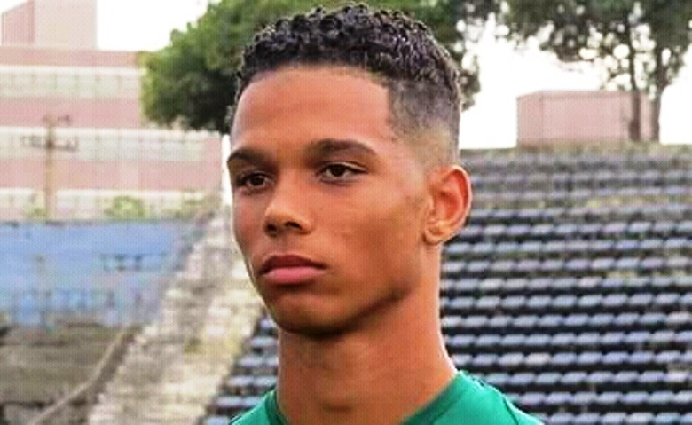 Etienne ETO'O, fils du footballeur camerounais Samuel Eto'o