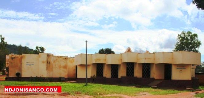 Le foyer universitaire de Bangui@photo Kizer MaÏdou