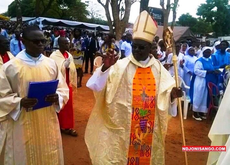 La rentrée pastorale 2019-2020 en la paroisse Notre Dame d'Afrique à Bangui