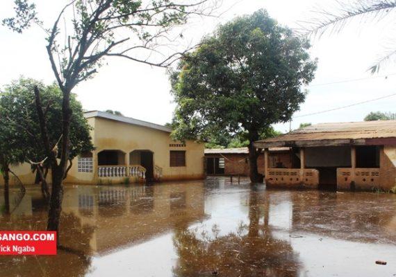 Inondation à Bangui - Centrafrique
