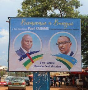 RCA: le président Touadera sur les traces de Paul Kagamé