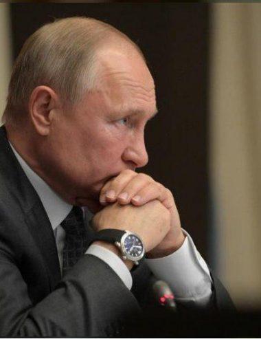 Poutine classé homme le plus puissant du monde pour la 3e année consécutive