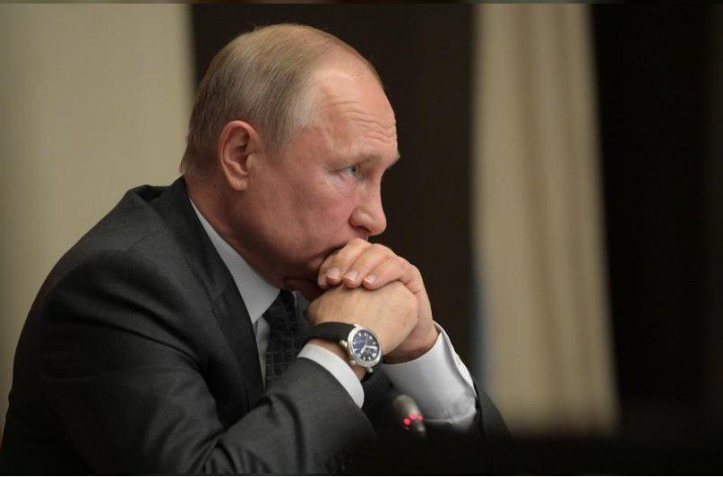Le-président-Russe-Vladimir-Poutine