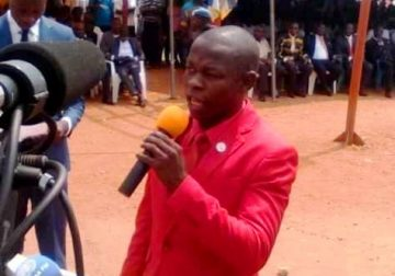Paul Bon-Frère Singa nouveau président de ANECA - Centrafrique