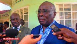 RCA: « les conditions ne sont pas réunies pour parler des élections » Karim Meckassoua