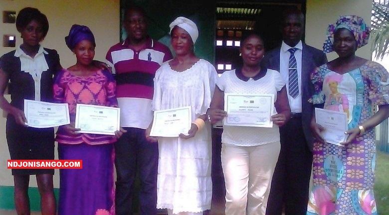 Les bénéficiaires de la formation en alphabétisation@photoKizer Maîdou