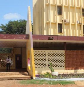 RCA: 50 ans de création de l'Université de Bangui, le recteur dresse le bilan