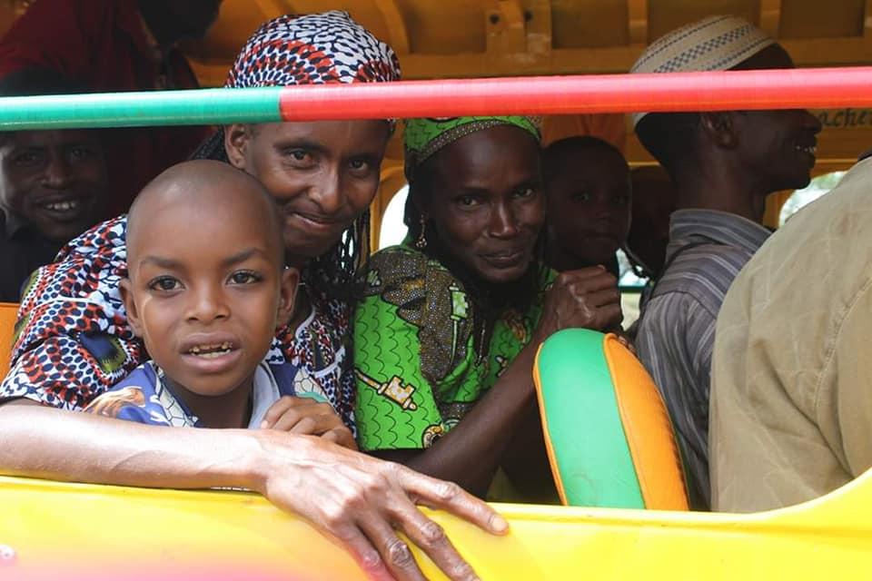 Refugiés centrafricains vivant au Cameroun@photo HCR RCA