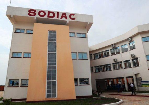 siège de l'ANAC et SODIAC