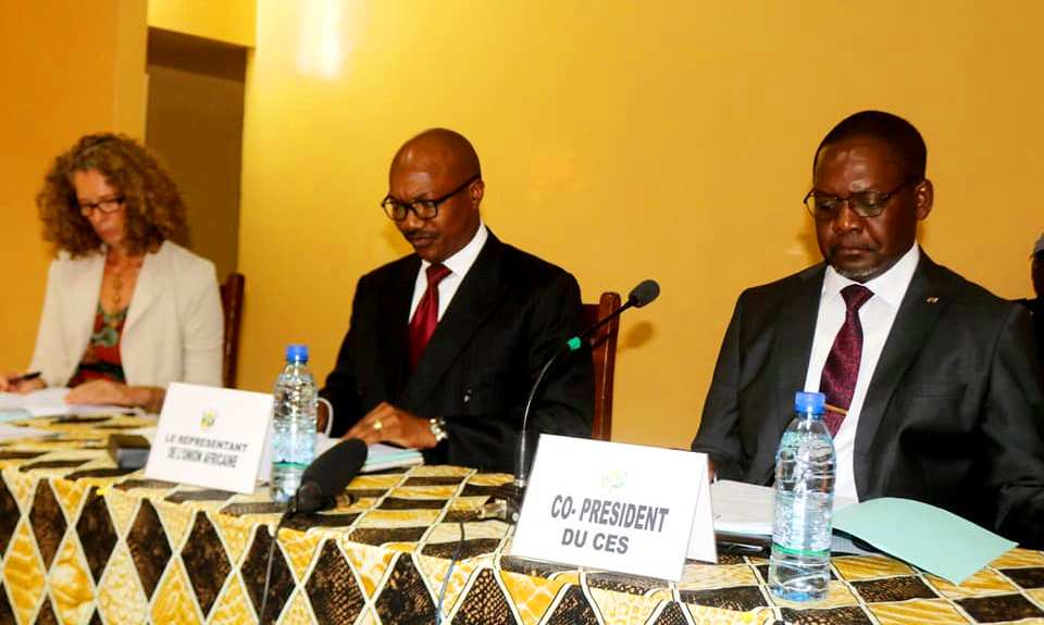 6èmesession du comité exécutif de suivi de la mise en œuvre de l'Accord politique pour la paix et la réconciliation