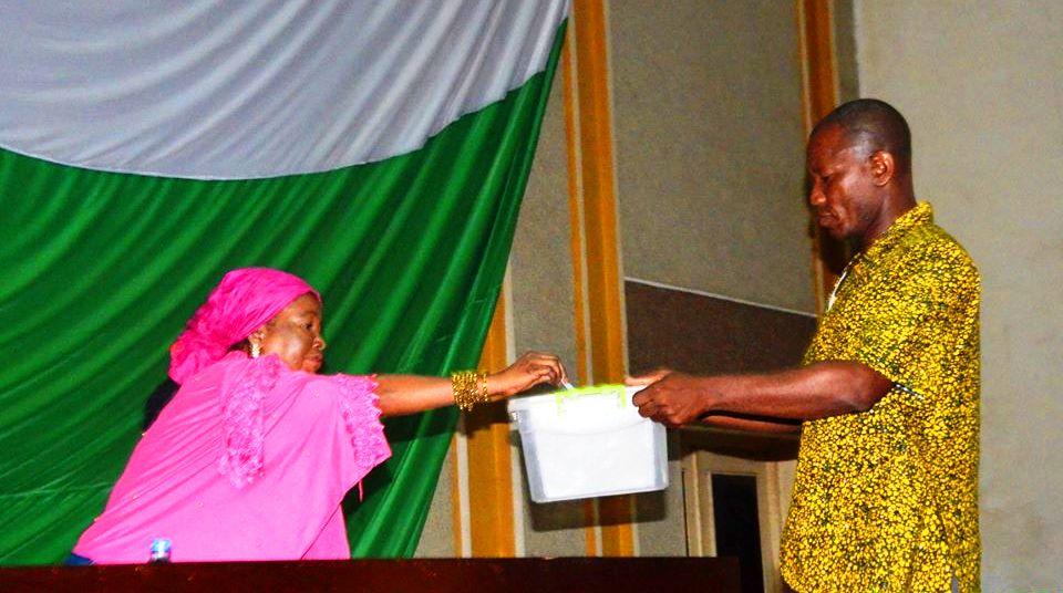 Vote bugétaire 2020 au parlement centrafricain@photo MFB