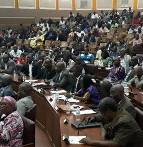 RCA: le parlement adopte la loi de finances 2020 à majorité écrasante