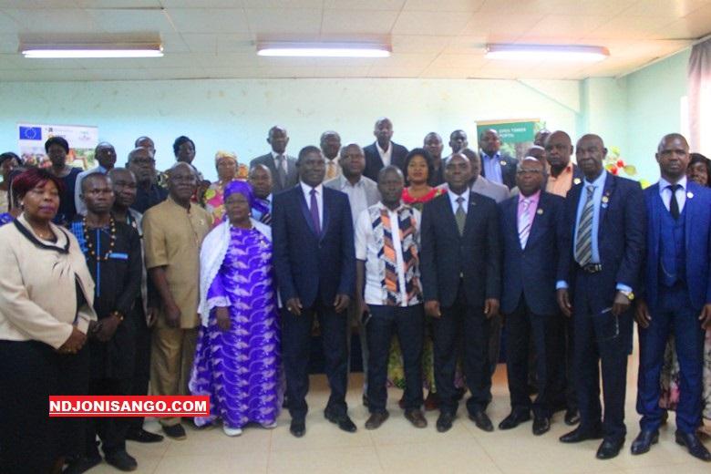 Sensibilisation des décideurs politiques et administratifs sur la gouvernance forestière@photo Cyrille Yapendé