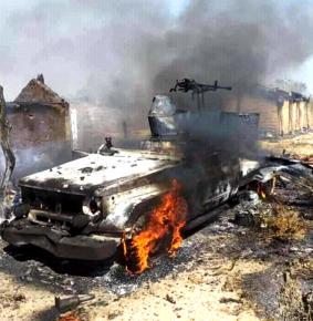 RCA: la ville de Birao à feu et à sang