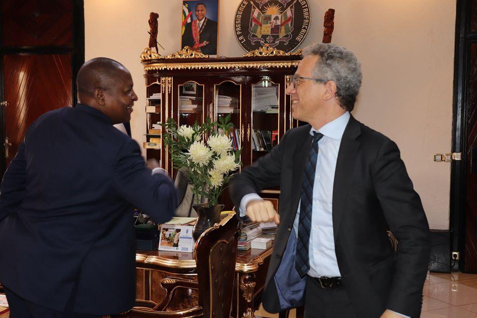 Centrafrique-Banque-Mondiale-Covid-19-Ndjoni-Sango
