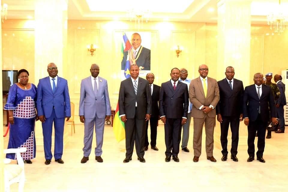 Gouvernement-Centrafrique