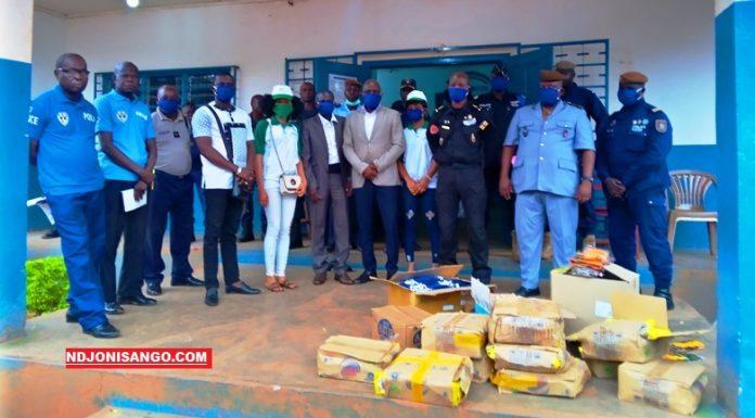 Centrafrique-ANA-Police-Ndjoni-Sango