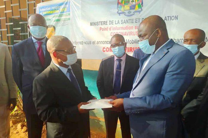 Centrafrique-Présidence-Ndjoni-Sango