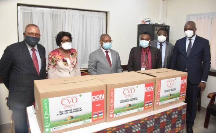 Centrafrique-Covid-organics-Ndjoni-Sango