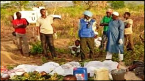 Centrafrique-Ndelé-Ndjoni-Sango