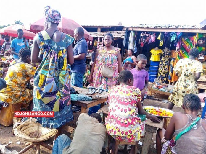 Centrafrique-marché-Pétévo-Ndjoni-Sango