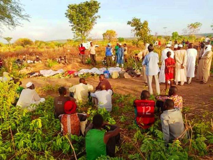 Centrafrique-Affrontement-Nelé-RPRC-Ndjoni-Sango
