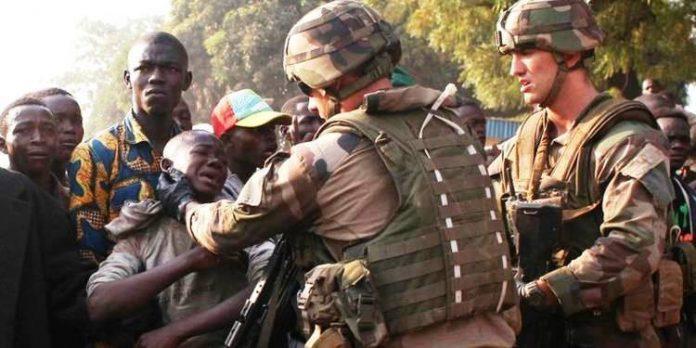 Centrafrique-force-française-Ndjoni-Sango