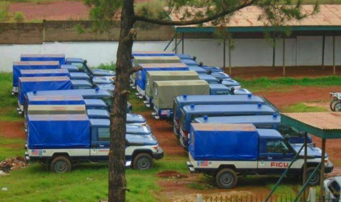 Centrafrique-police-gendarmerie-Ndjoni-Sango
