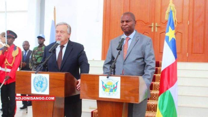 Centrafrique-Guterres-Ndjoni-Sango