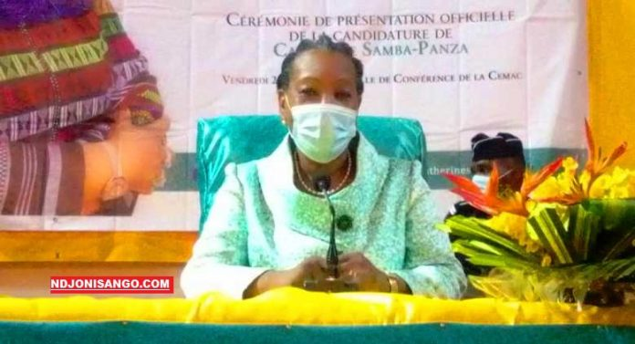 Centrafrique-Cathérine-Samba-Panza-Ndjoni-Sango