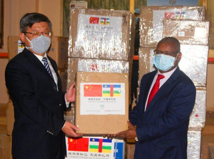 Centrafrique-Don-Chine-Ndjoni-Sango