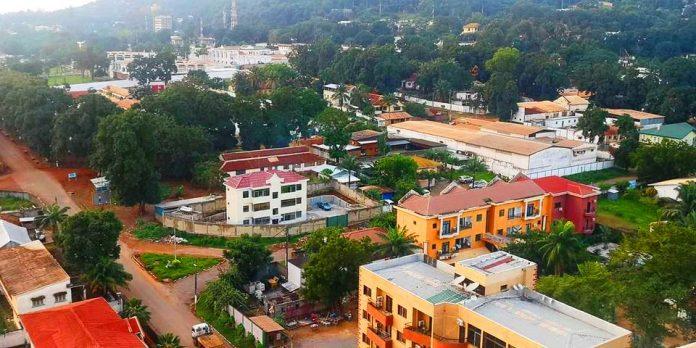 Centrafrique-Bangui-Ndjoni-Sango