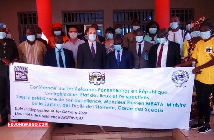 Centrafrique-réformes-Ndjoni-Sango