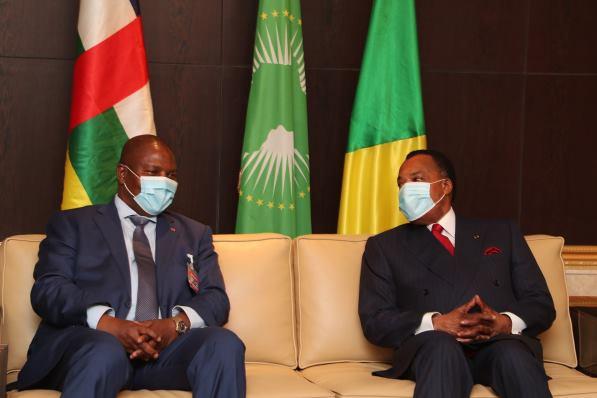 centrafrique-touadera-sassou-ndjoni-sango