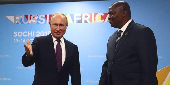 Centrafrique-Touadera-Poutine-Ndjoni-Sango