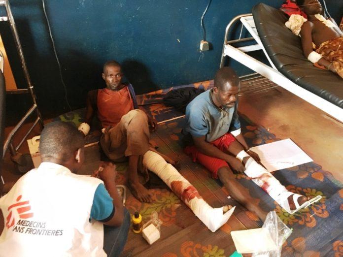 Centrafrique-traumatologie-hôpital-ndjoni-sango
