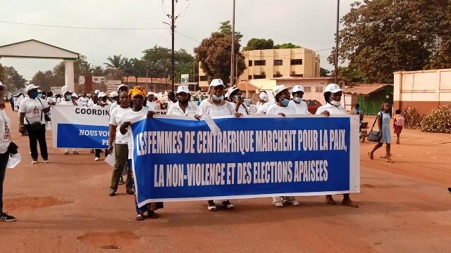 marche-femmes-ndjoni-sango-CENTRAFRIQUE